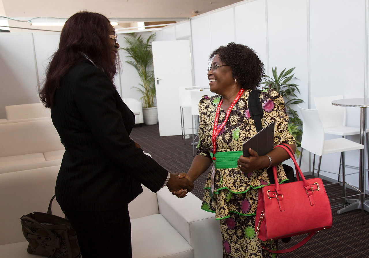 21st International AIDS Conference (AIDS 2016), Durban, South Africa. From Commitments to Action: Implications of the 2016 UN High Level Meeting on Ending AIDS (FRSS01) Green Room, 22 July, 2016. Photo©International AIDS Society/Rogan Ward