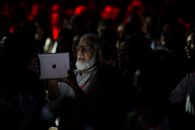 21st International AIDS Conference (AIDS 2016), Durban, South Africa. How do we get there? (FRPL0102) GV, 21 July, 2016. Photo©International AIDS Society/Rogan Ward