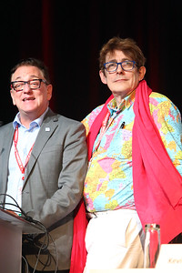 21st International AIDS Conference (AIDS 2016), Durban, South Africa. AIDS 2016 Pre-Conference Report Back (FRSS02) Friday 22nd July 2016 : Venue - Durban ICC - Session Room 7 Kevin Osborne and Julian Vincent Hows Photo©International AIDS Society/Abhi Indrarajan