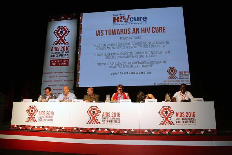 Pre-Conference Report Back - AIDS 2016