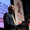 21st International AIDS Conference (AIDS 2016), Durban, South Africa.<br /> Rapporteur & Closing Session (FRPL0208)<br /> Looking ahead to AIDS 2018 <br /> Peter Reiss, University of Amsterdam, Netherlands (FRPL0215), 22 July, 2016.<br /> Photo©International AIDS Society/Rogan Ward