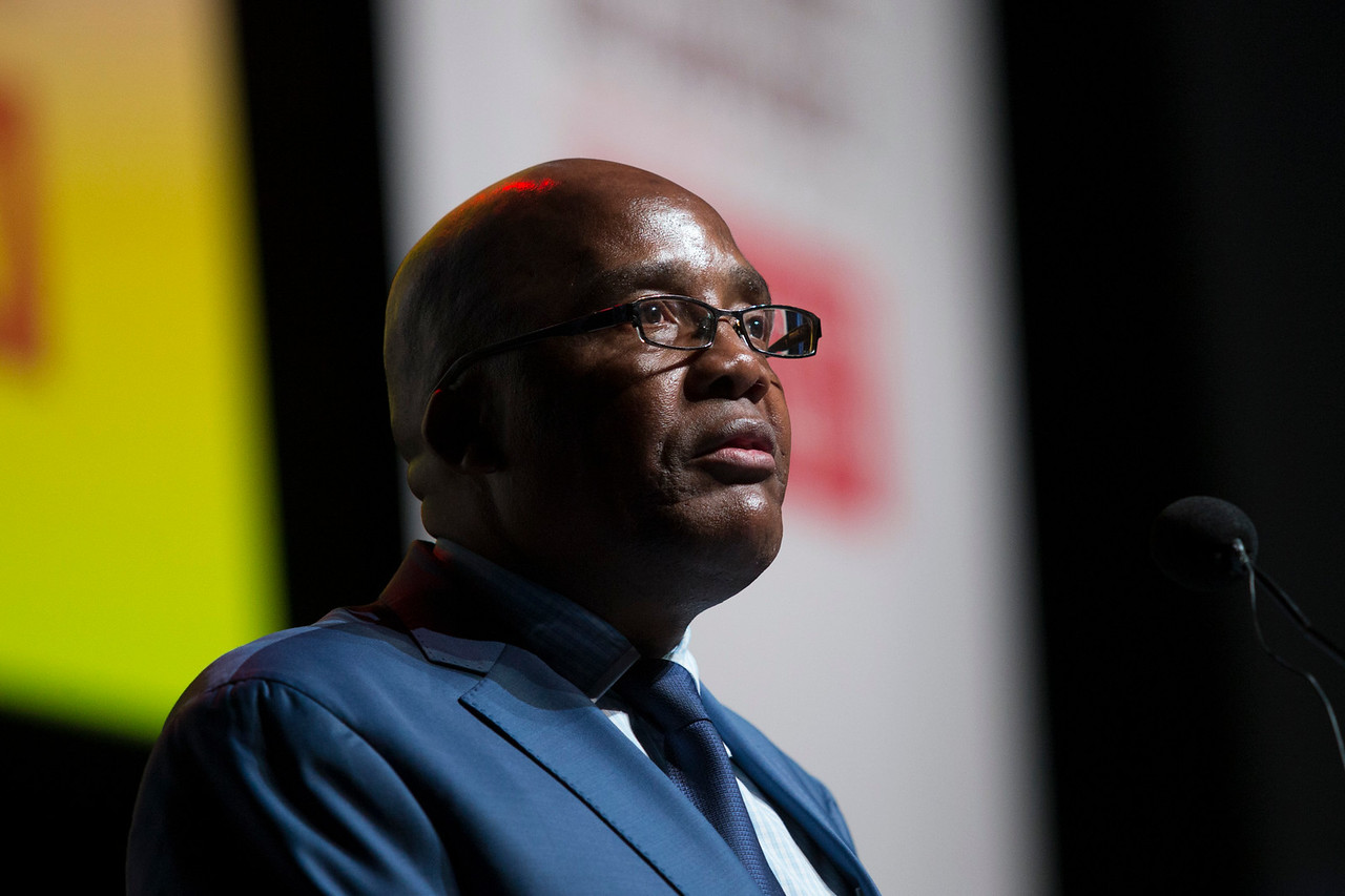 21st International AIDS Conference (AIDS 2016), Durban, South Africa. Rapporteur & Closing Session (FRPL0208) Closing Remarks  Aaron Motsoaledi, Department of Health, South Africa, South Africa (FRPL0213), 22 July, 2016. Photo©International AIDS Society/Rogan Ward