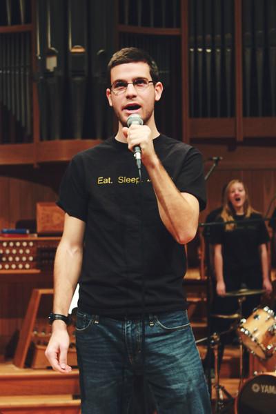 Friday Chapel w/ Gospel Choir