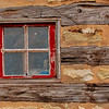 Red Window - Texas