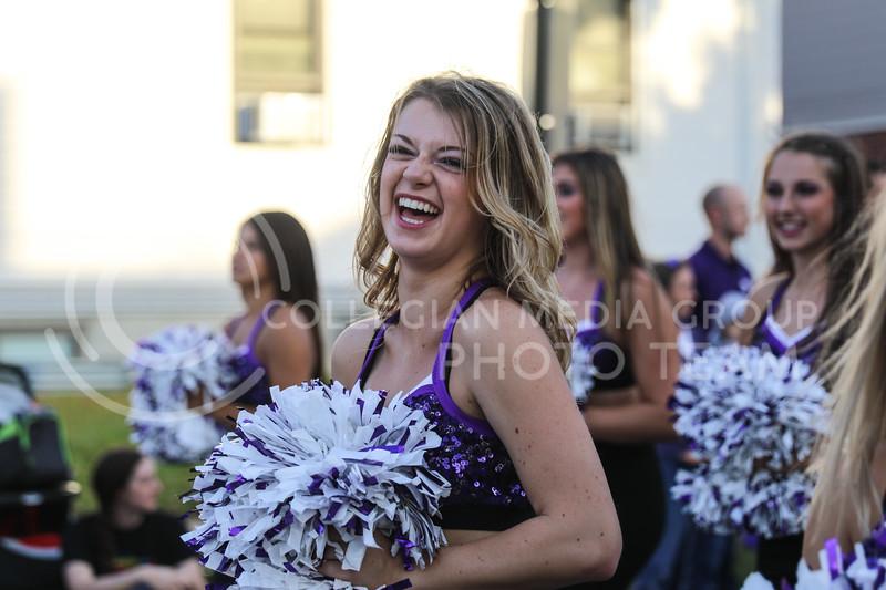 Maggie Kohlrus (Photo by Cooper Kinley | Collegian Media Group)