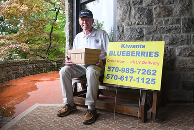 Kiwanis Blueberries