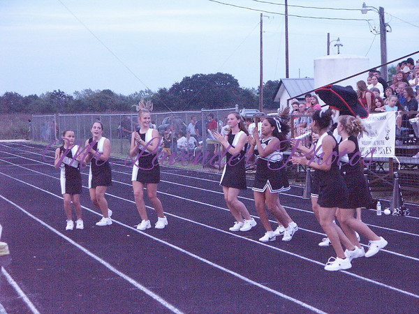 2004 CPH Cheerleaders