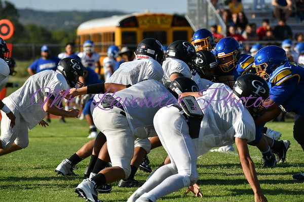 Scrimmage Aug 17, 2018