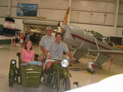 California Trip - Aug 2005 - Scaled Comp / Palm Springs Air Museum