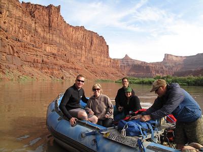 Cataract Canyon, Moab UT - May 2009