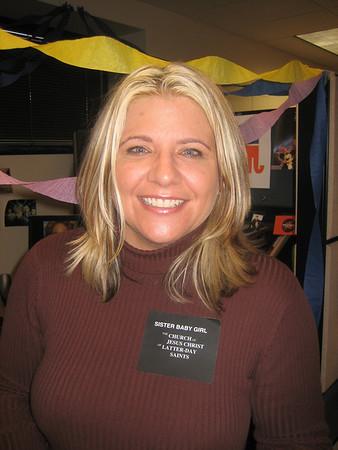 "Kelly's 37th ""Un-Birthday"" - Nov 2007"