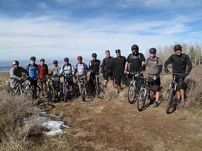 Moab Mountain Biking (The Whole Enchilada) - October 2009