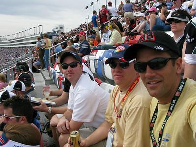 Nascar Las Vegas Race - March 2008
