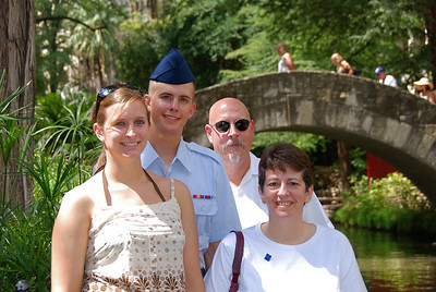 Jake's Air Force Graduation
