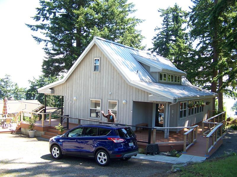 Jim & Megan's home