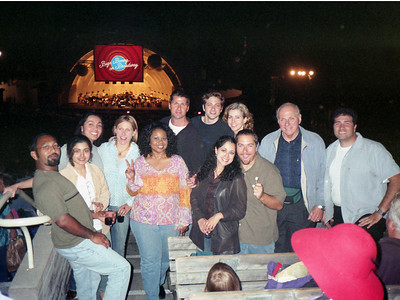 2003 Sept 20 Hollywood Bowl Bugs Bunny on Broadway img074