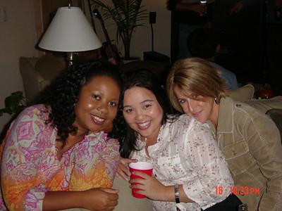 2003 Oct 10 Rob's Octoberfest Sherman Oaks 07 Angela, Jeanne & Melissa