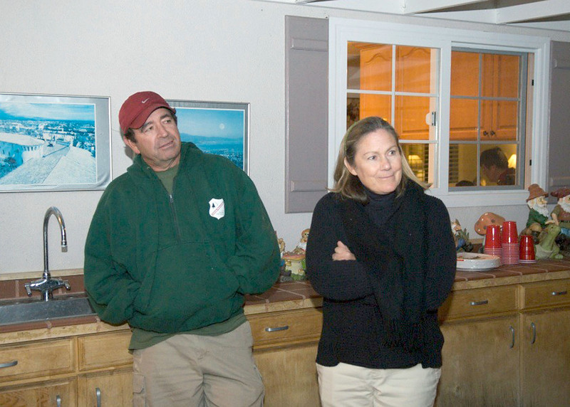 My sister Diane and her husband, John