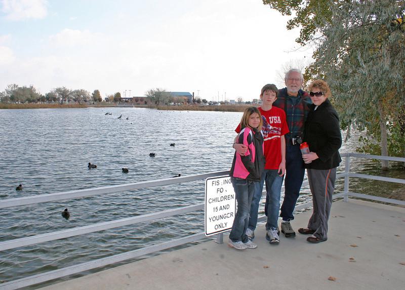 Astali, Craig, Mike and Sherry