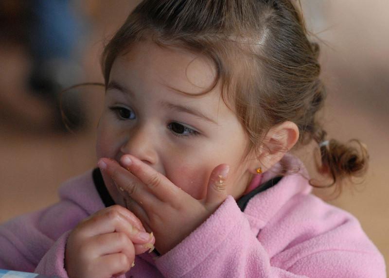 Dayzia, my sister, Jill's granddaughter
