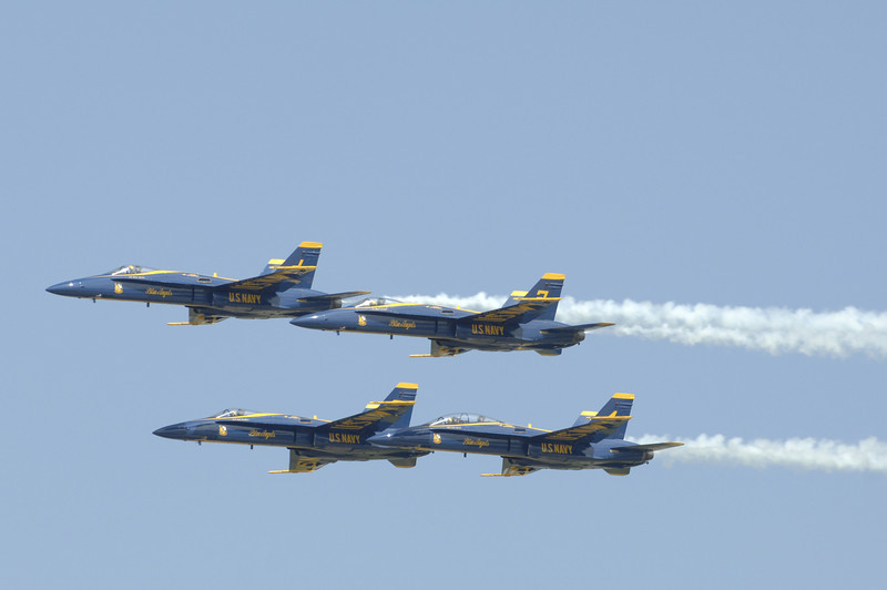 Andrews Airforce Base Air Show 2008