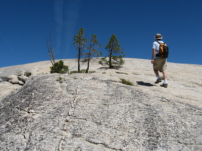 Pothole Dome, Tuolumne Meadows, Yosemite