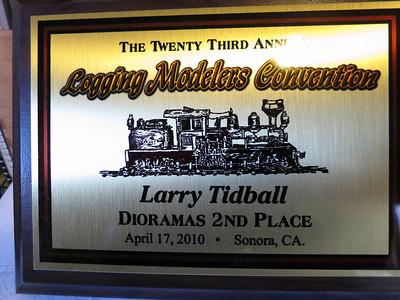 Way to go, Larry.
