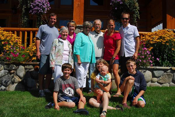 Donmar Anniversary Reunion: Summer '09