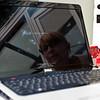 Donna got a shiny new laptop for xmas.