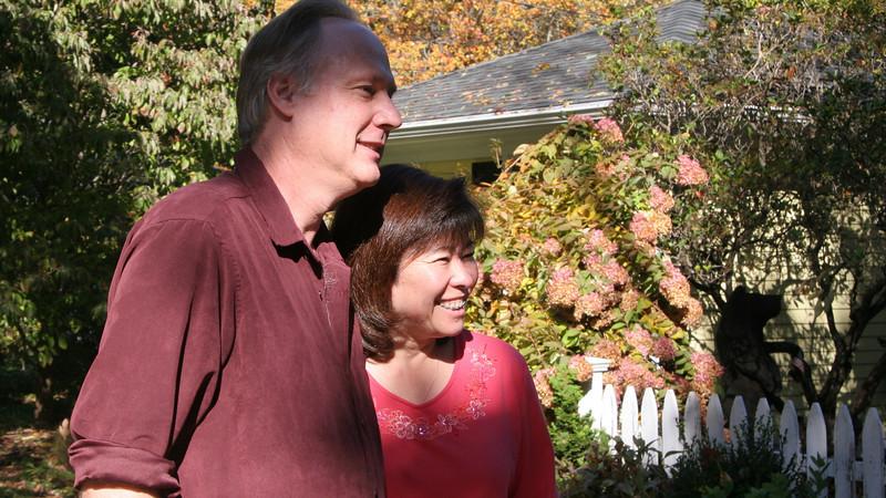 Brunch @ The Heidemann's - Reunion Weekend October 2008