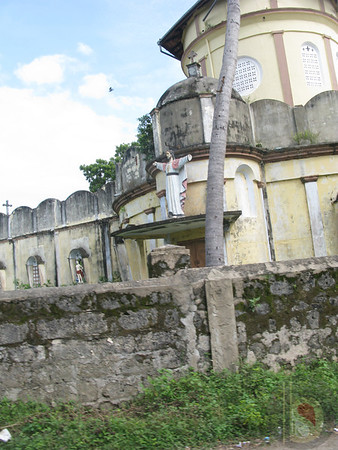 SEBESTHIYAR  CHURCH - KARAMPON