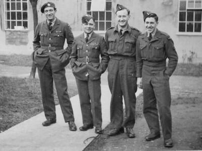 005 Communication Flight, RAF Hucknall 1949