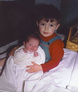 035 Julias birth with Stephen