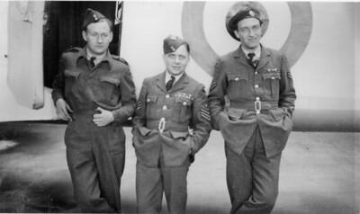 004 Communication Flight, RAF Hucknall 1949 (2)