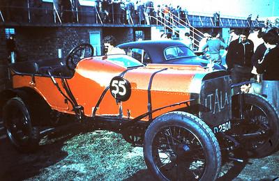 025a Italia at Silverstone