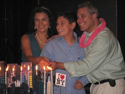 Daniel Milstein's Bar Mitzvah