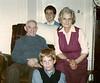 Grandad, Crispin, Gran and Me