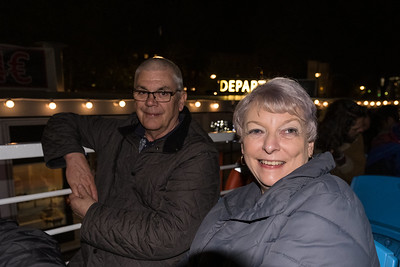 Evening river cruise with Vedettes du Pont Neuf