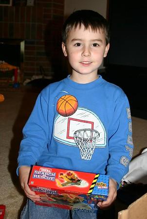 Andrew 5th Birthday 2004