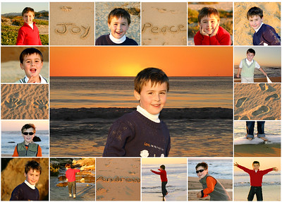 Andrew Xmas Card & Beach Session 04