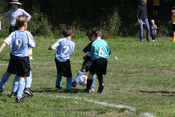 Soccer Fall 05