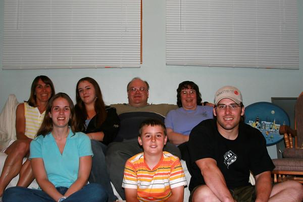 Boston:  Family, Donna's House & Jasmine Aug 2006