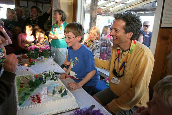 Dan & Dino's Birthday Party April 08