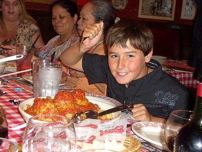 Rich 40th birthday, July 2009
