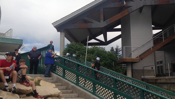 Park City with Quentin & Dino, July 2014