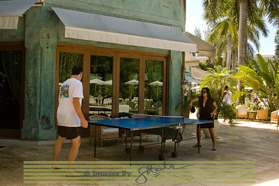 Ping-pong competition