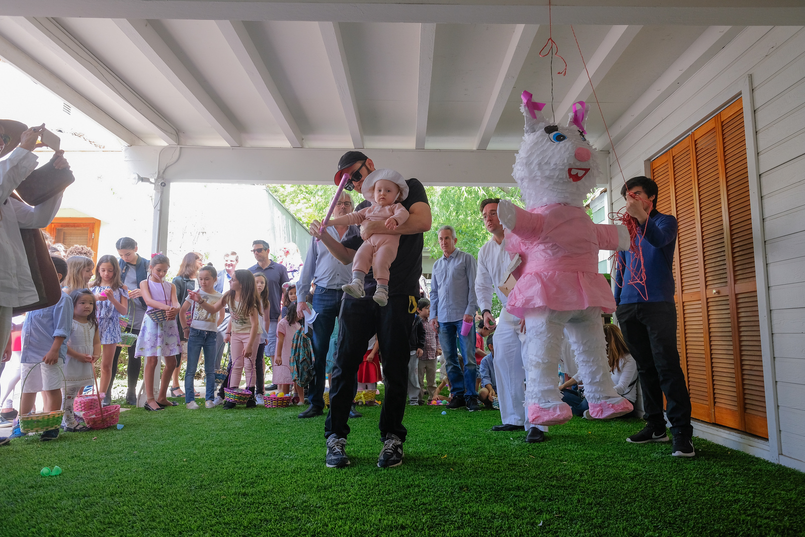 Auntie Wah's & Uncle Ed's Annual Easter Egg Hunt 2017-37