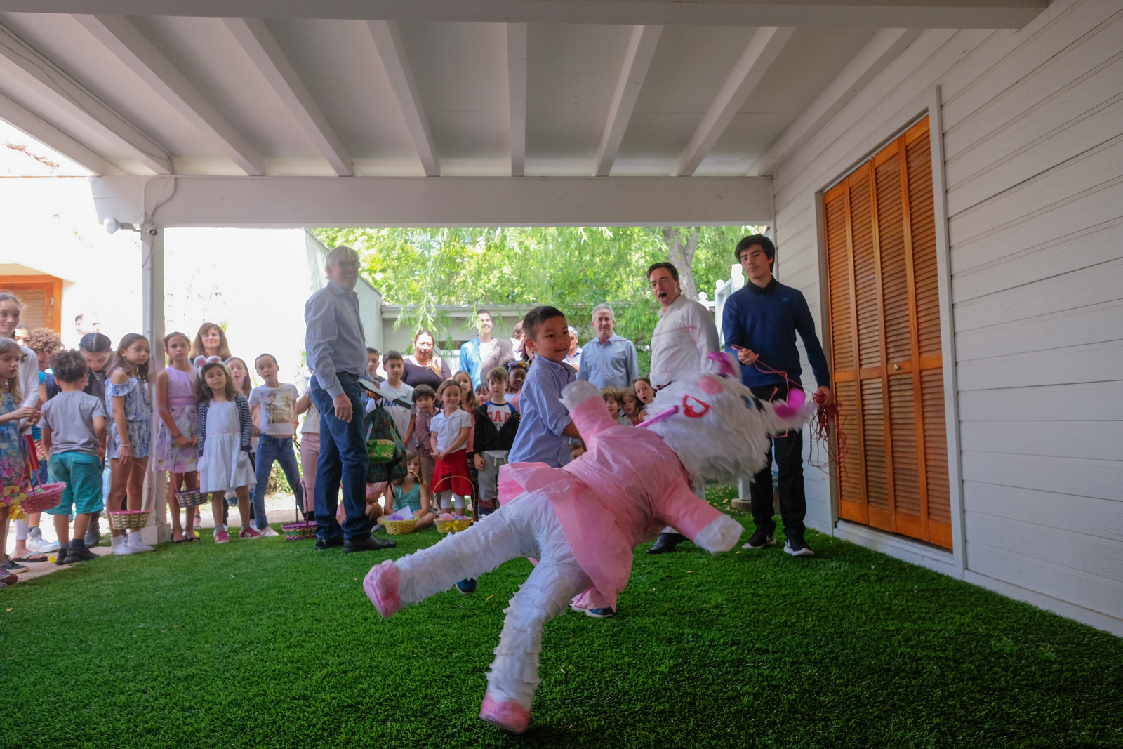 Auntie Wah's & Uncle Ed's Annual Easter Egg Hunt 2017-32