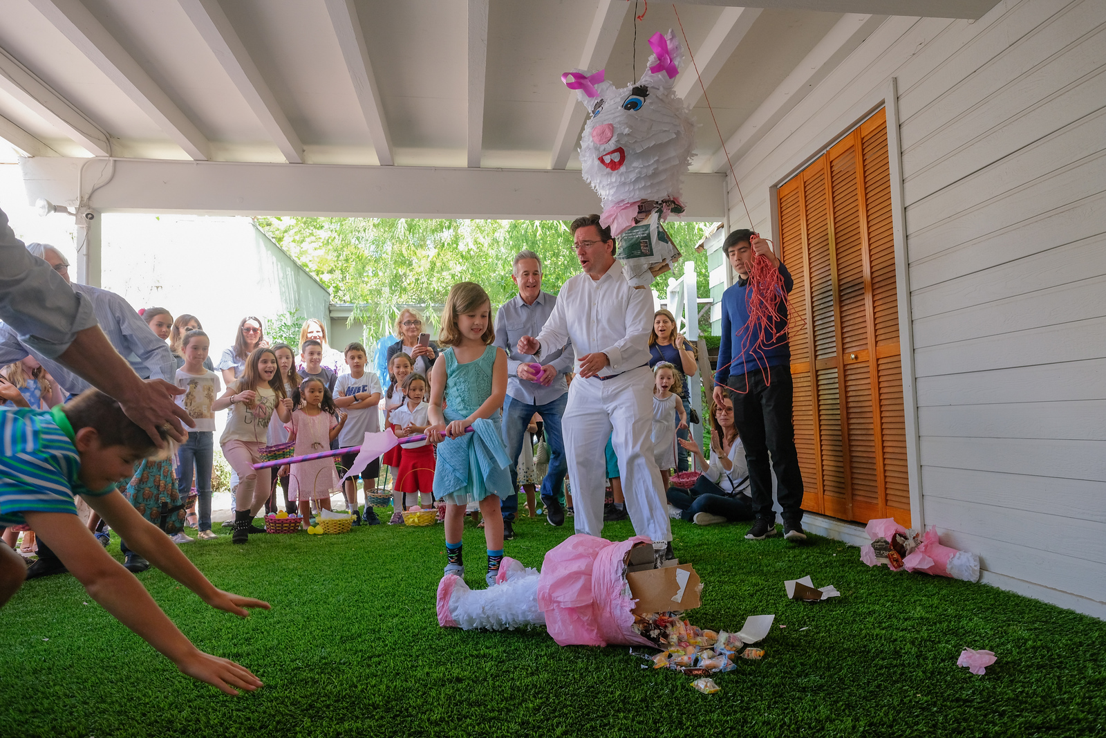 Auntie Wah's & Uncle Ed's Annual Easter Egg Hunt 2017-62