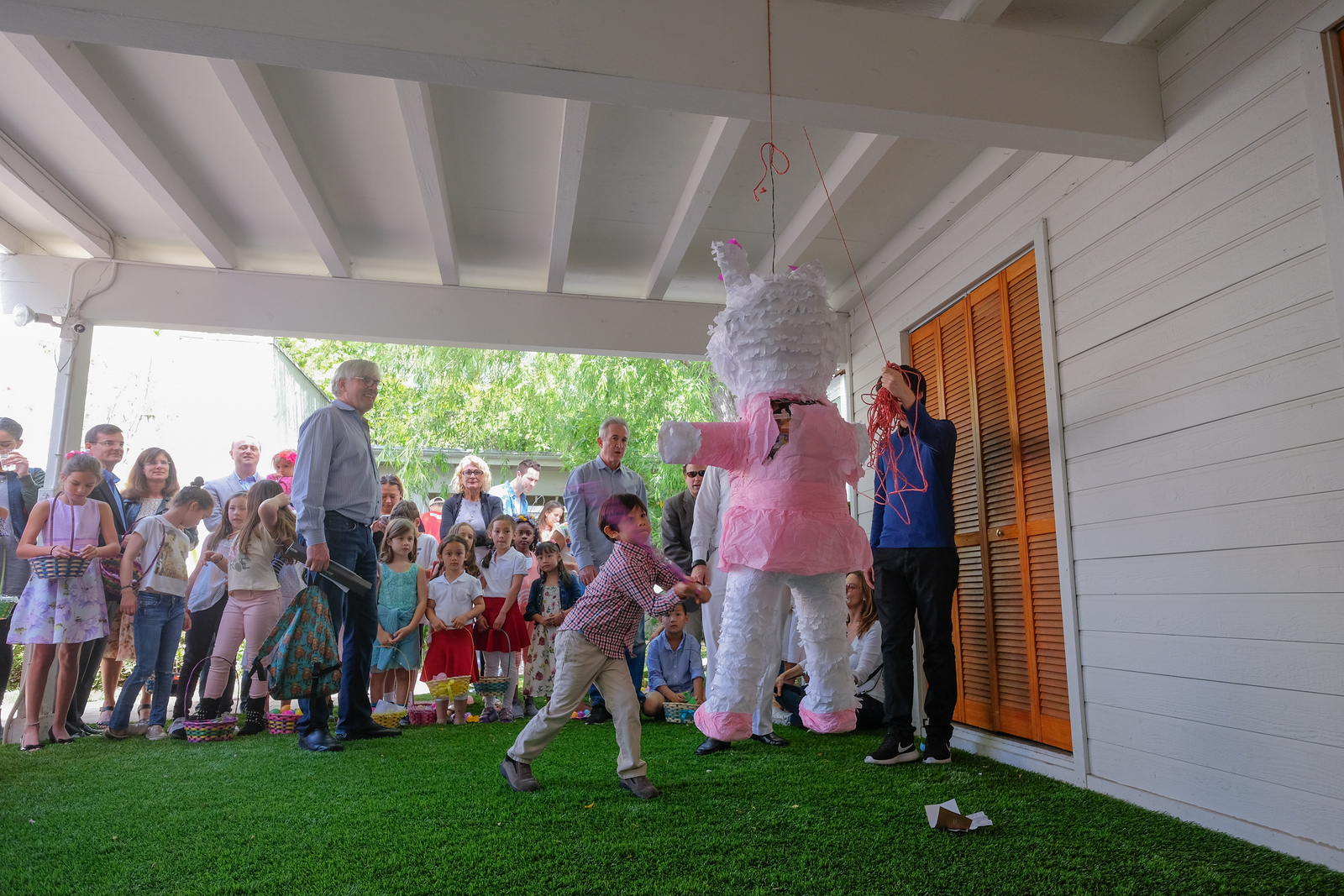 Auntie Wah's & Uncle Ed's Annual Easter Egg Hunt 2017-39